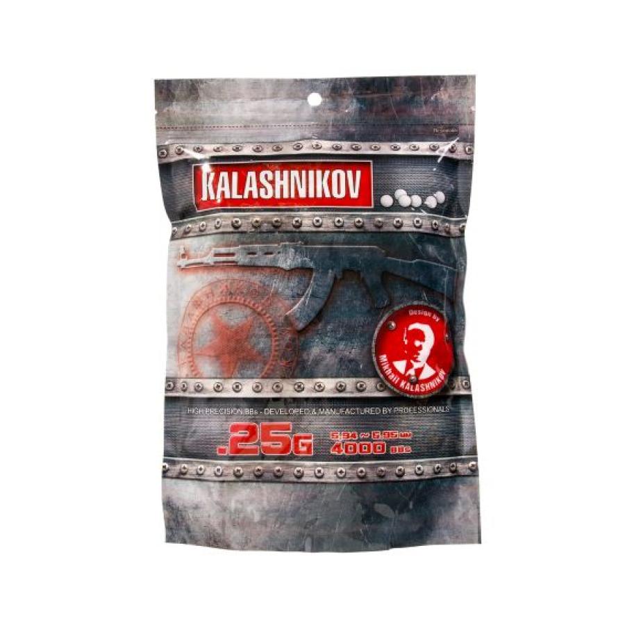 Šratai Kalashnikov 0.25g 1kg