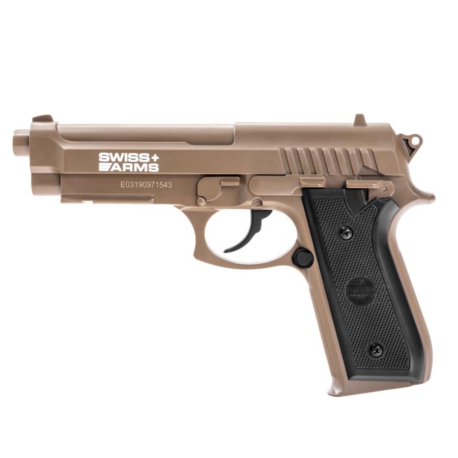 Pneumatinis pistoletas PT92-tan