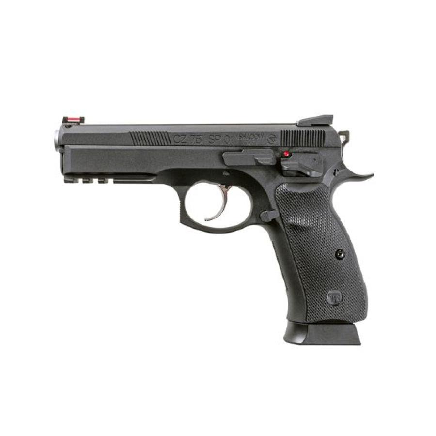 Airsoft pistoletas CZ75 SP-01 Shadow