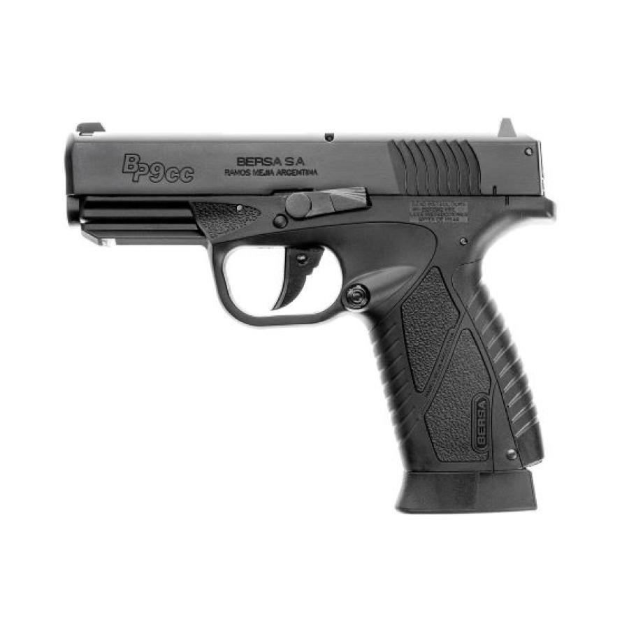 Pneumatinis pistoletas Bersa BP9CC Blow-Back