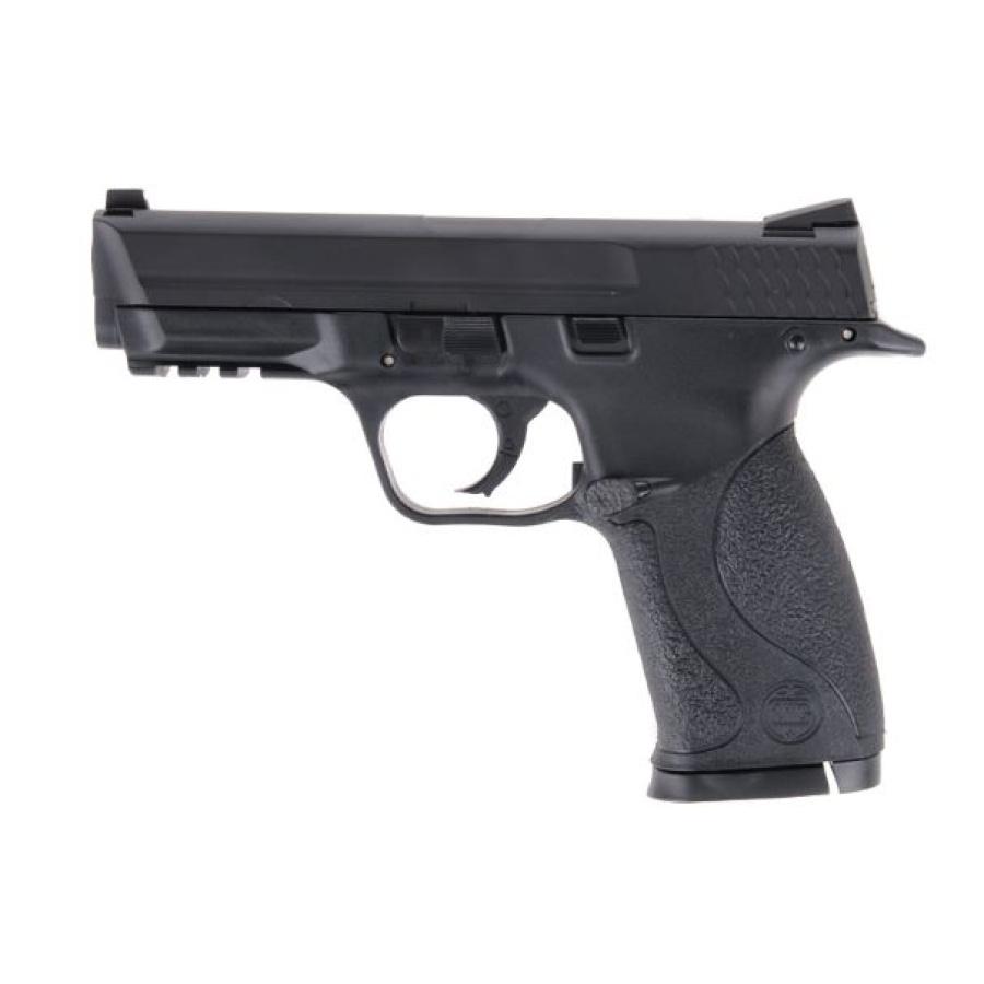 Airsoft pistoletas Smith Wessson metal