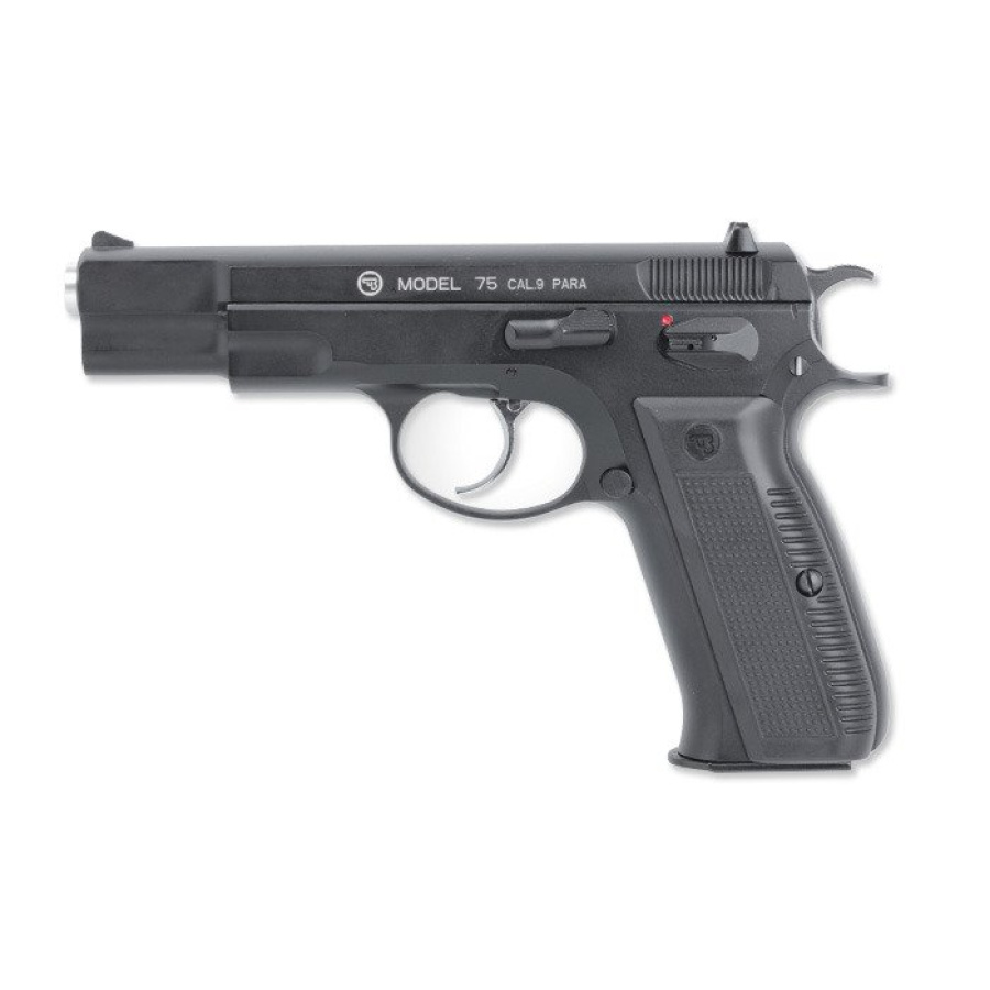 Pneumatinis pistoletas CZ75 Blow-Back