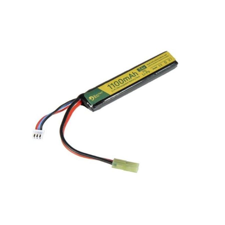 Baterija Li-Po 7,4V 1100mAh [Electro River]