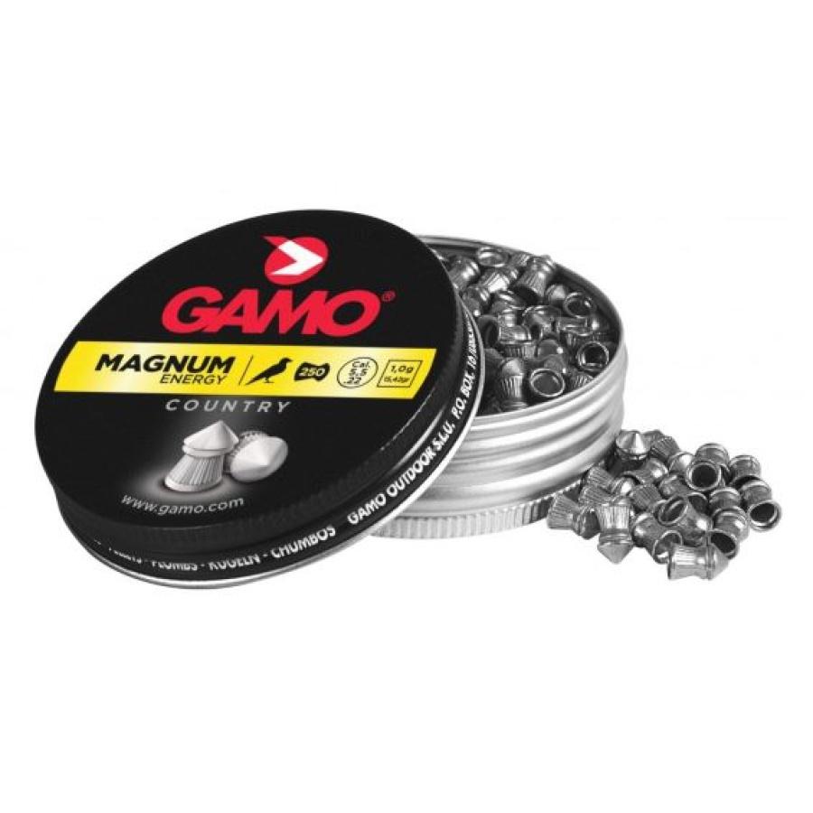 Šoviniai Gamo Magnum 5.5mm 250vnt