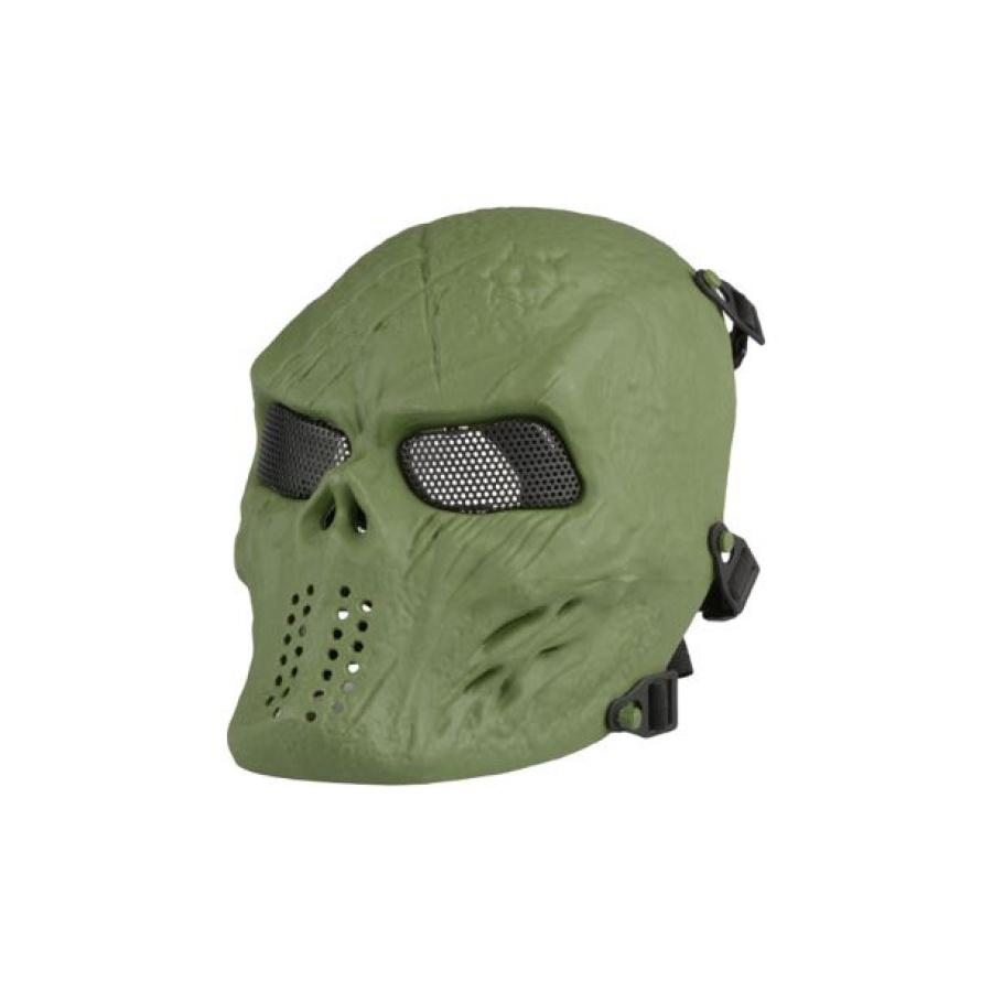 Taktinė kaukolės kaukė