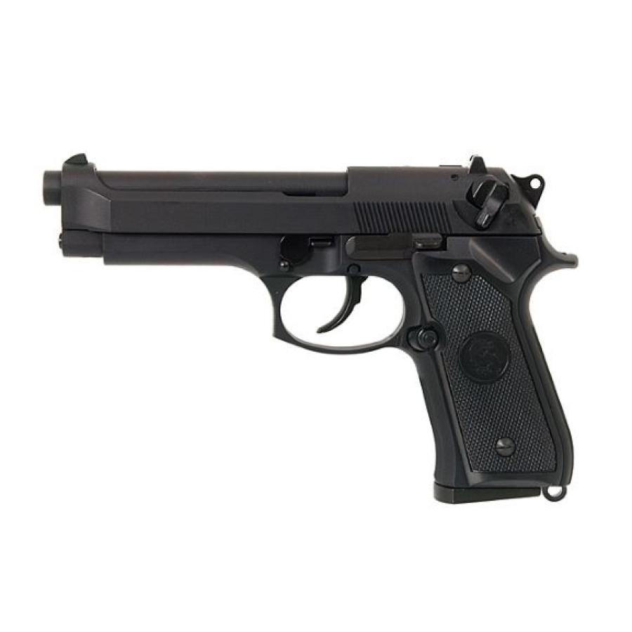 Airsoft pistoletas Beretta LS9 Blowback
