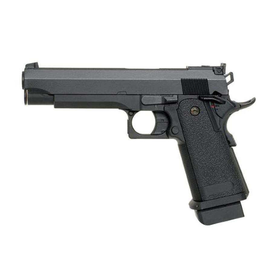 Elektrinis pistoletas Colt juodas