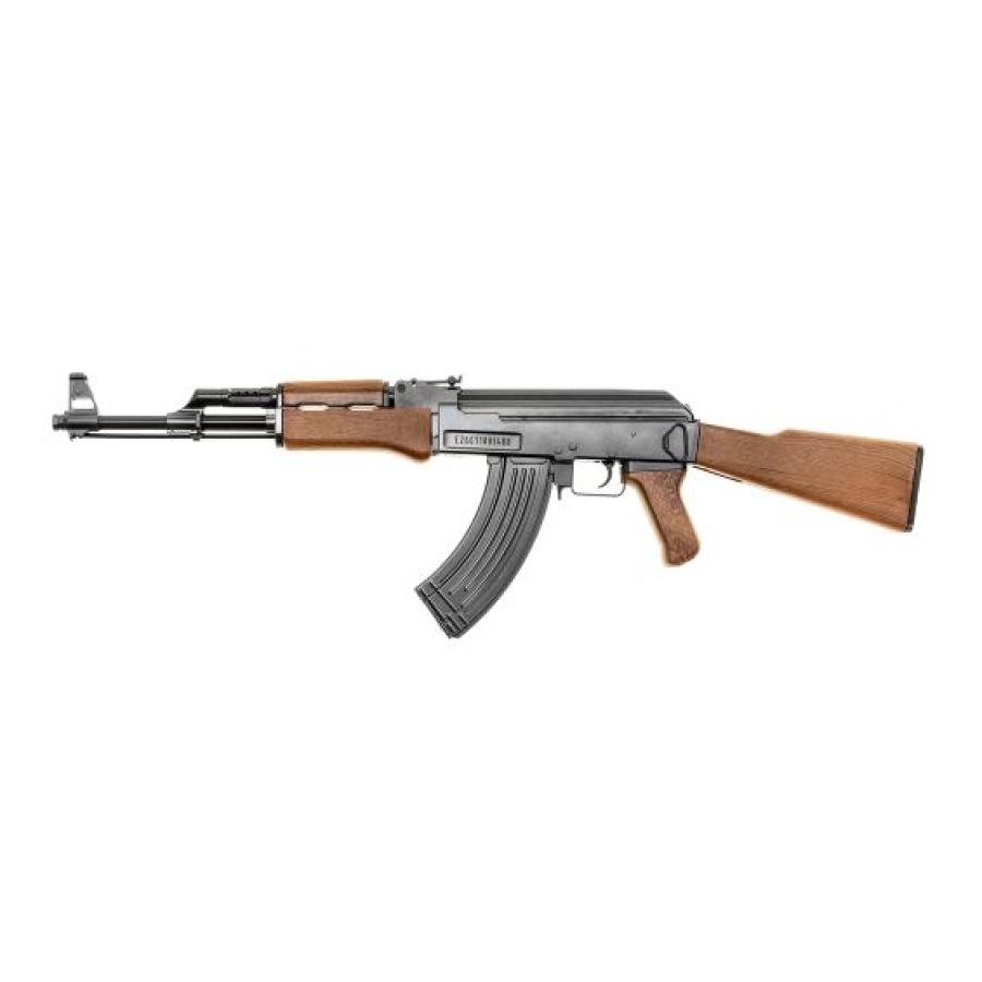 Šratasvydžio ginklas AK47 spyruoklinis