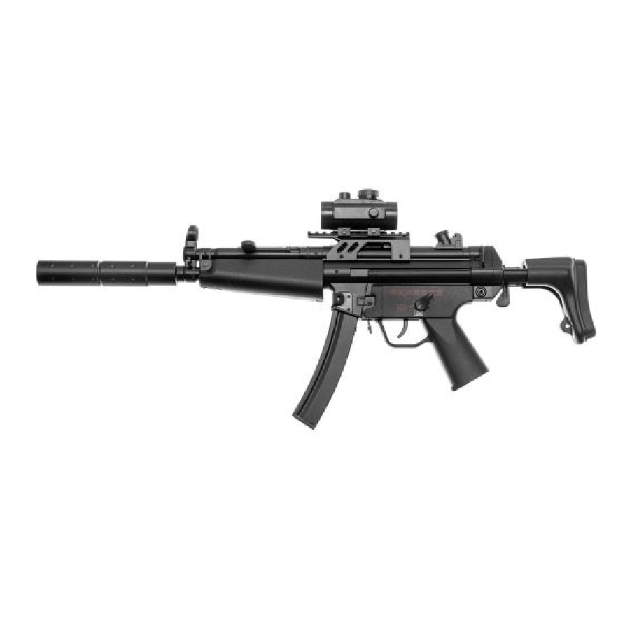 Airsoft ginklas MP5 elektrinis