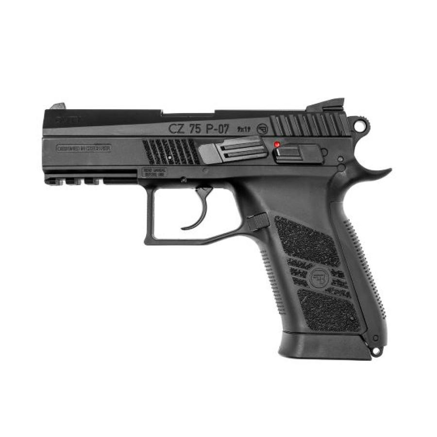 Pneumatinis pistoletas CZ75 P-07 Blowback