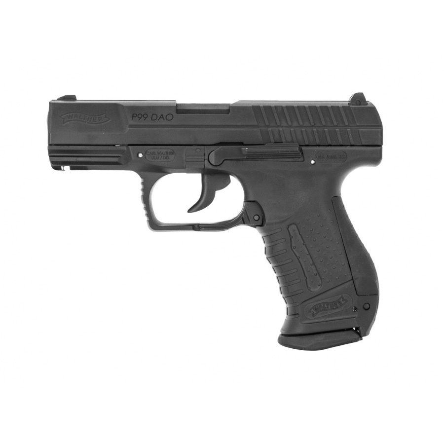 Airsoft pistoletas Walther P99 DAO Blow-Back
