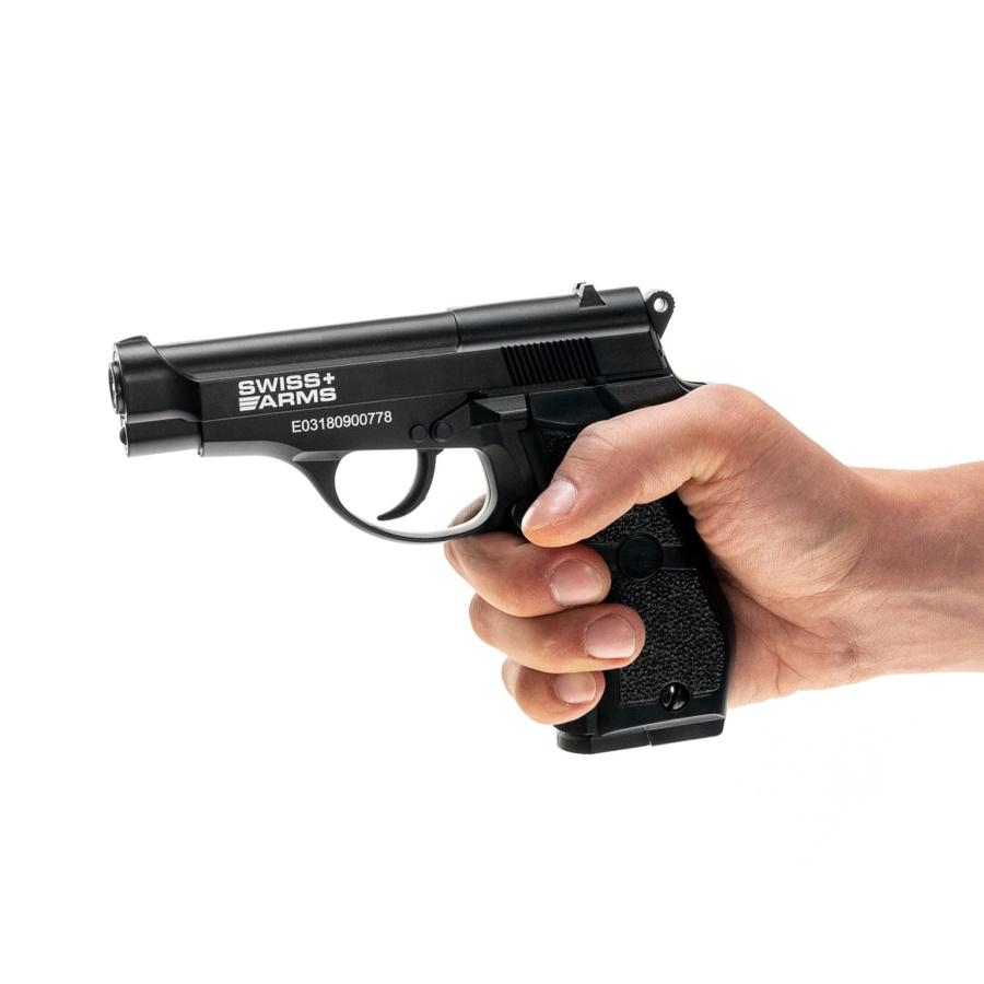 Pneumatinis pistoletas P84