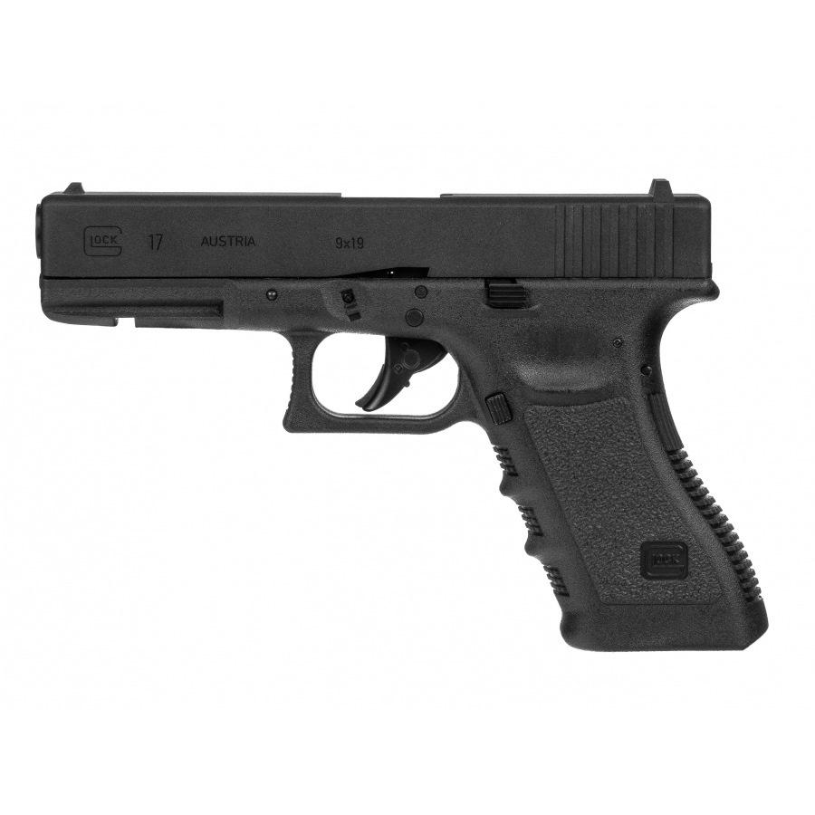 Airsoft pistoletas Glock 17 Gen5 Blow-Back