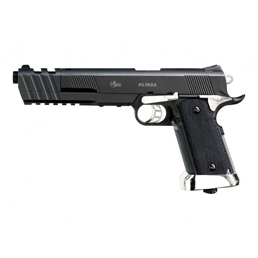 Airsoft pistoletas Colt Combat Zone P11 Para