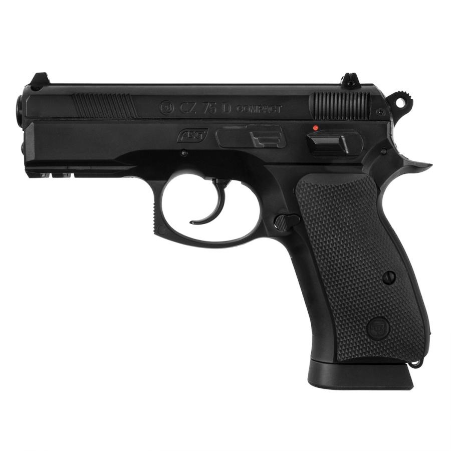 Airsoft pistoletas CZ 75D Compact MS