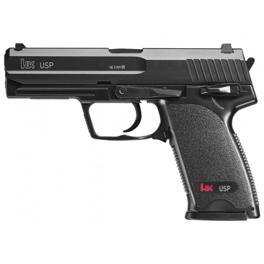 Airsoft pistoletas Heckler&Koch USP
