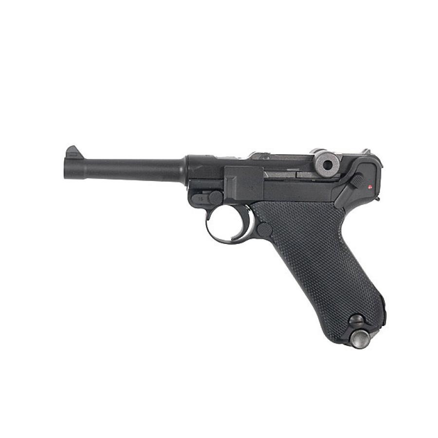 Antro pasaulinio karo pistoletas Luger Parabellum P08 Blowback