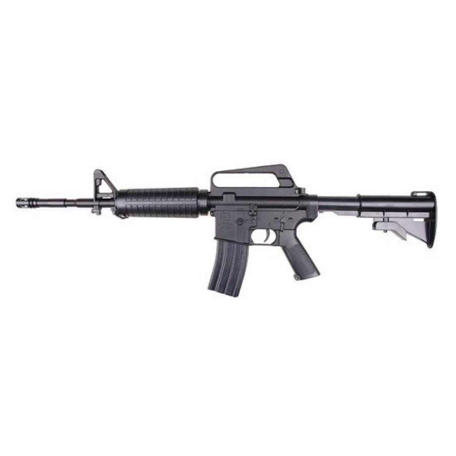 M16-A1 vienašūvis automatas