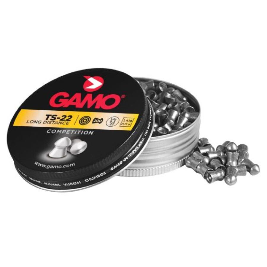 Šoviniai GAMO TS-22 5.5mm 250vnt