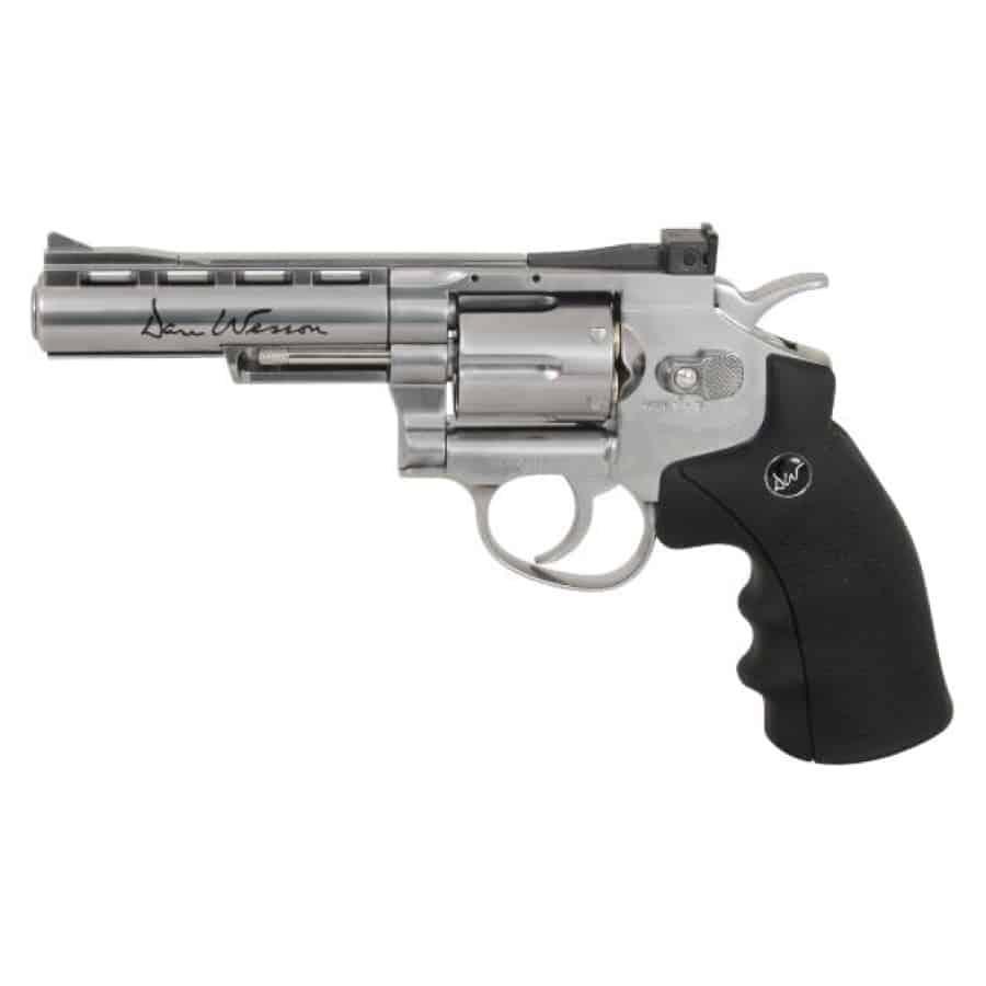 Airsoft revolveris Dan Wesson 4''