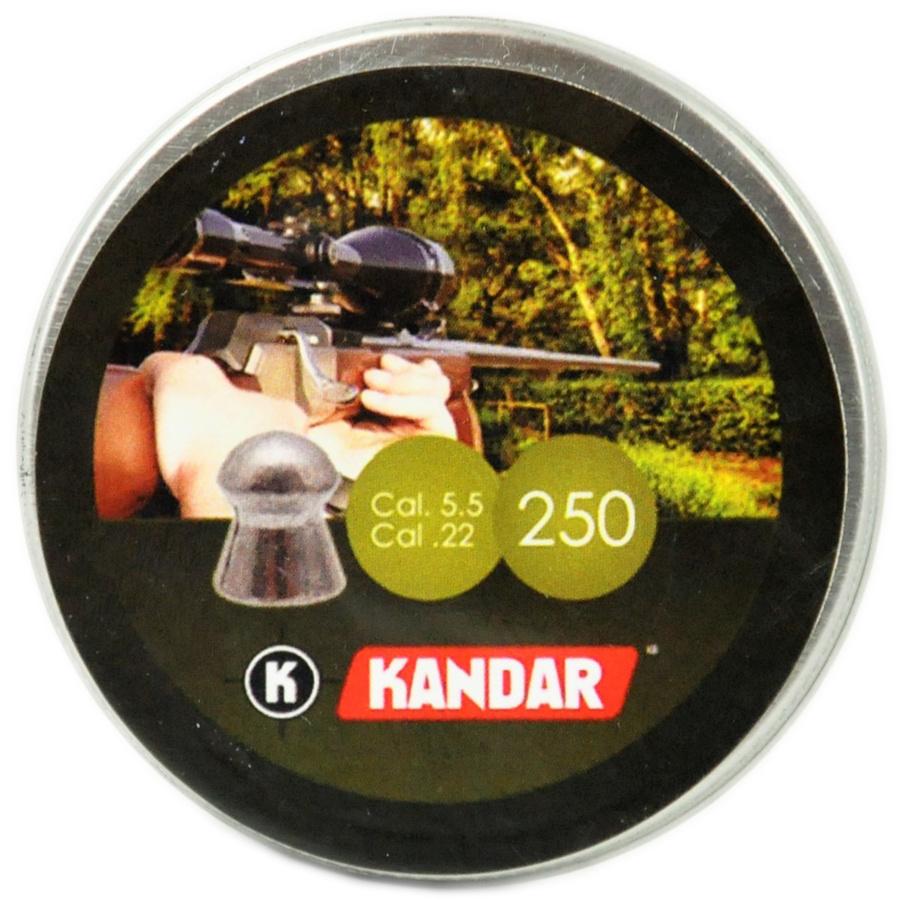 Šoviniai Diabolo Kandar 5.5mm