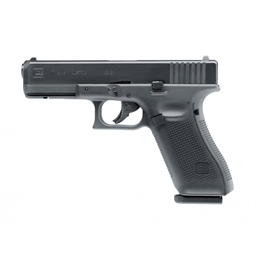 Airsoft pistoletas Glock 17 gen.5 Blow-Back