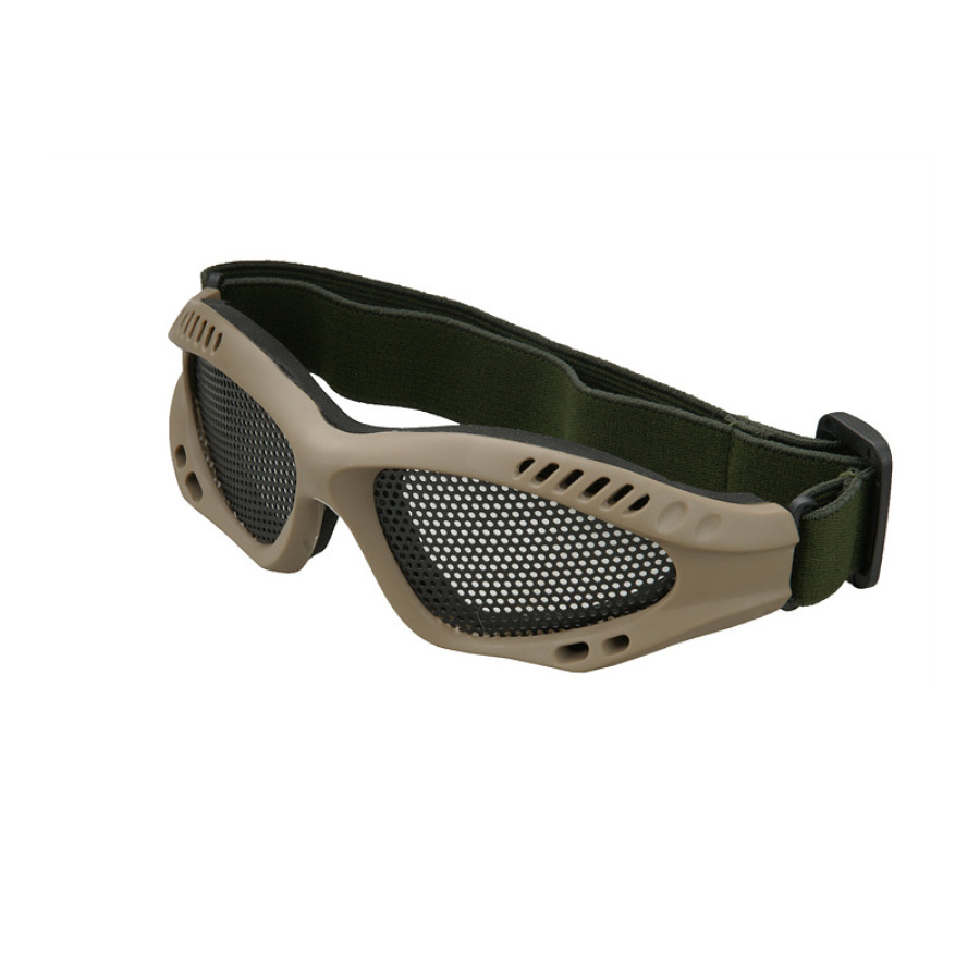 Apsauginiai akiniai Strike V1-Tan