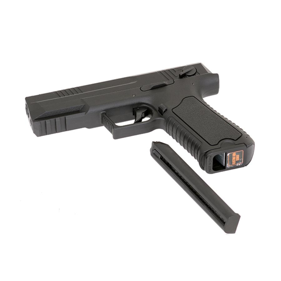 Elektrinis pistoletas Glock