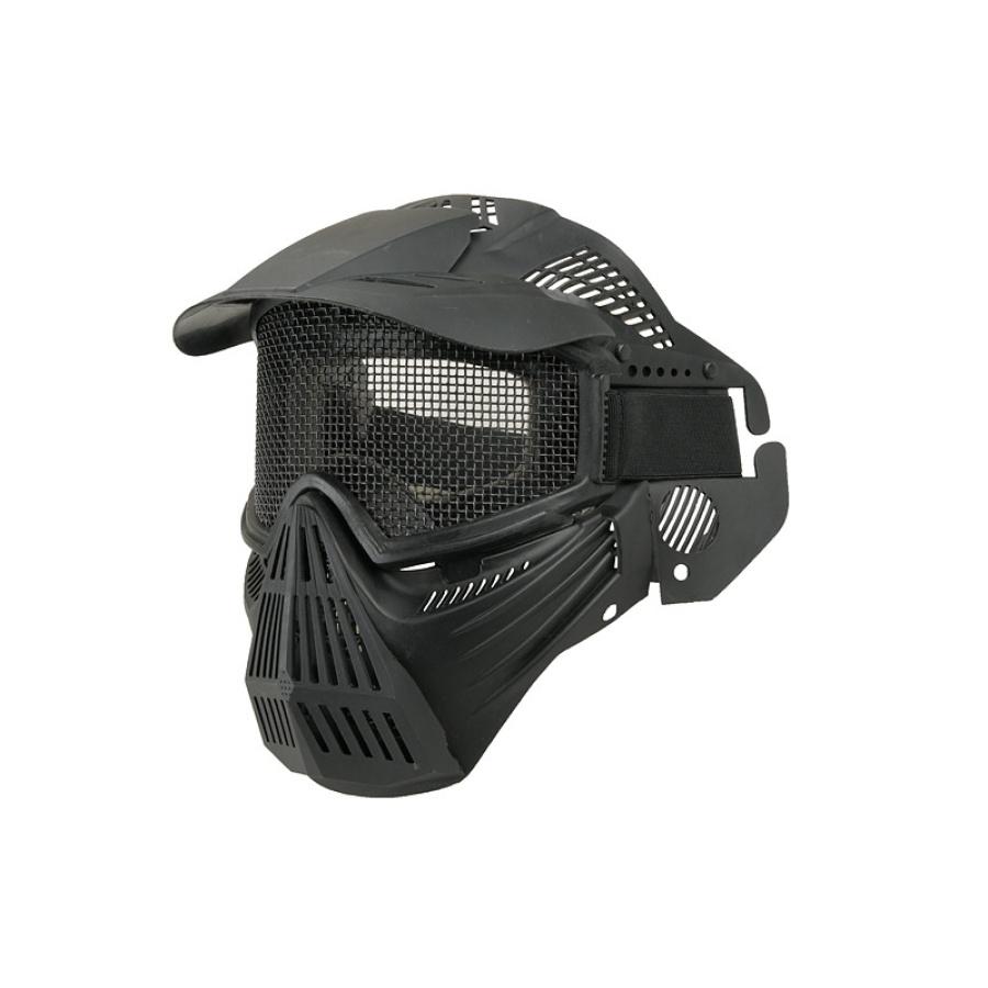 Veido kaukė Guardian juoda