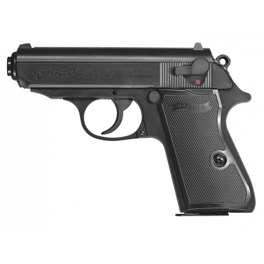 Airsoft pistoletas Walther PPK/S