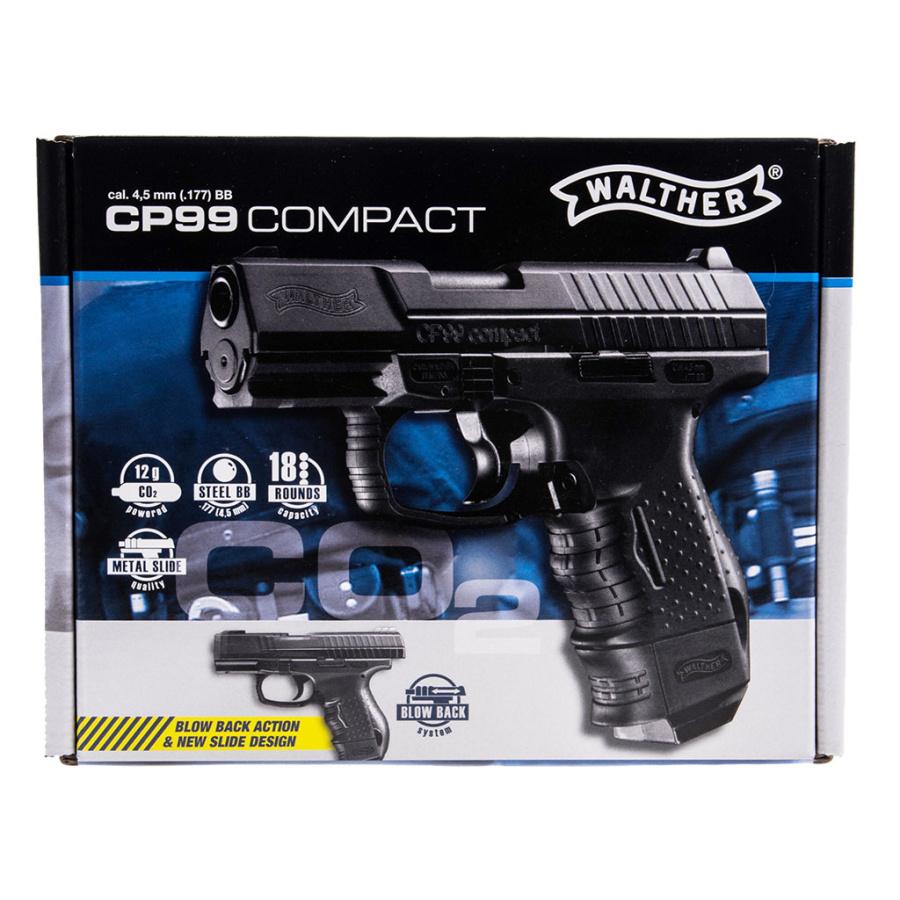 Pneumatinis pistoletas Walther CP99 Compact